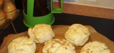 Julie's Cinnamon Chip Scones
